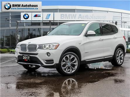 2017 BMW X3 xDrive28i (Stk: P10037) in Thornhill - Image 1 of 43