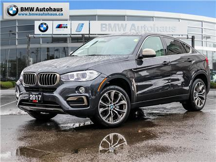 2017 BMW X6 xDrive35i (Stk: P10072) in Thornhill - Image 1 of 42
