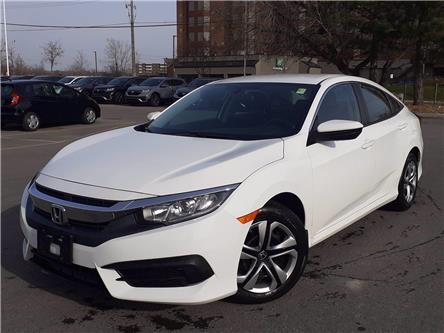 2017 Honda Civic LX (Stk: P6023) in Ottawa - Image 1 of 23