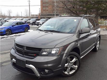 2016 Dodge Journey Crossroad (Stk: 20-0634A) in Ottawa - Image 1 of 27