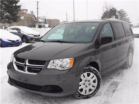 2017 Dodge Grand Caravan CVP/SXT (Stk: 20-0705A) in Ottawa - Image 1 of 21