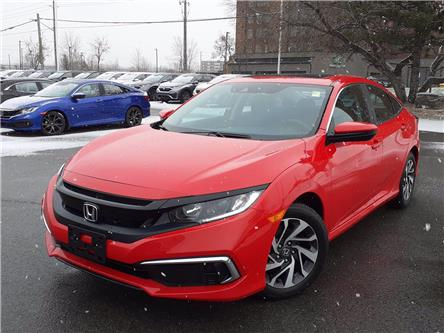 2020 Honda Civic EX (Stk: P6020) in Ottawa - Image 1 of 25