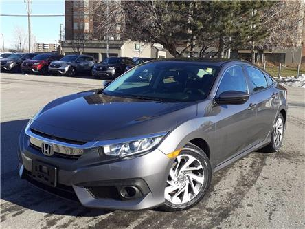 2018 Honda Civic SE (Stk: P6008) in Ottawa - Image 1 of 24