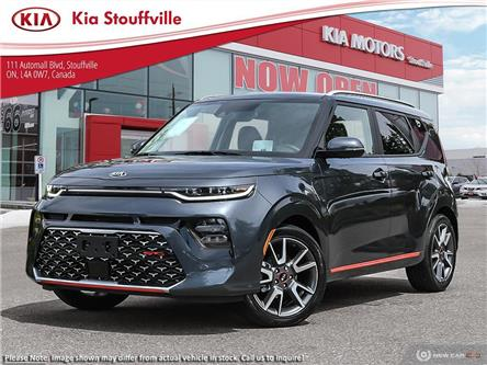 2021 Kia Soul  (Stk: 21110) in Stouffville - Image 1 of 23