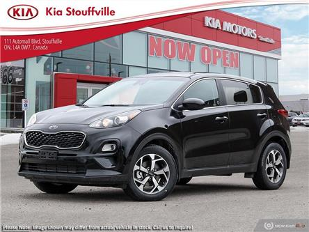 2021 Kia Sportage LX (Stk: 21059) in Stouffville - Image 1 of 23