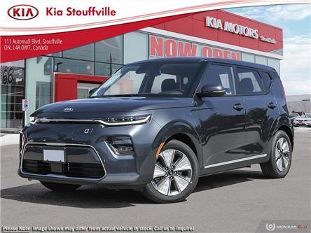 2021 Kia Soul EV EV Limited (Stk: 21043) in Stouffville - Image 1 of 23