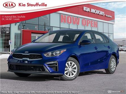 2021 Kia Forte LX (Stk: 21082) in Stouffville - Image 1 of 23