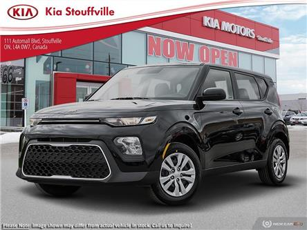 2021 Kia Soul LX (Stk: 21144) in Stouffville - Image 1 of 22