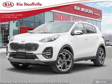 2021 Kia Sportage SX (Stk: 21100) in Stouffville - Image 1 of 23