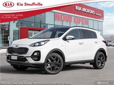 2021 Kia Sportage  (Stk: 21115) in Stouffville - Image 1 of 21