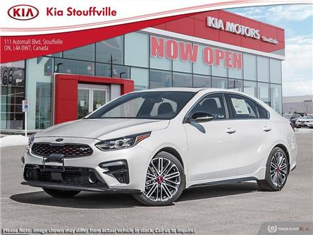 2021 Kia Forte GT Limited (Stk: 21139) in Stouffville - Image 1 of 23