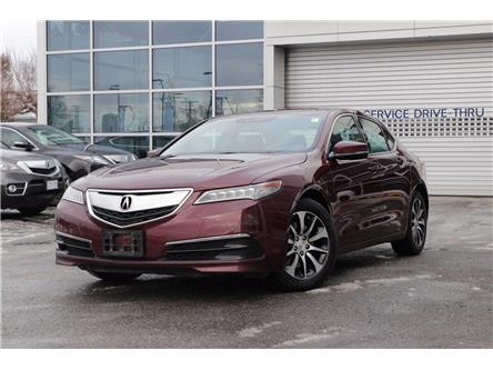 2015 Acura TLX Tech (Stk: 19416A) in Ottawa - Image 1 of 26