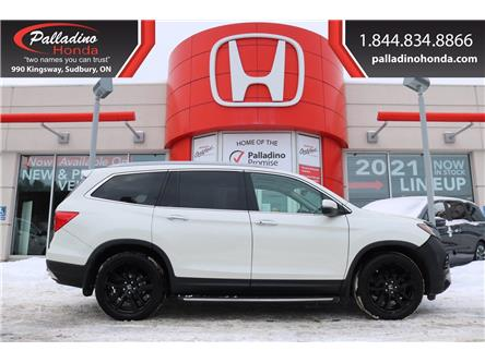 2016 Honda Pilot Touring (Stk: U9847A) in Greater Sudbury - Image 1 of 40