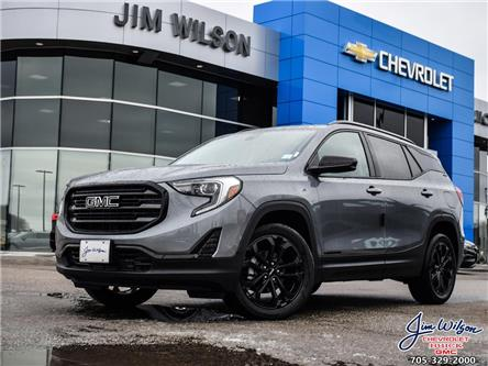 2021 GMC Terrain SLE (Stk: 2021157) in Orillia - Image 1 of 28