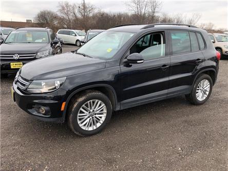 2016 Volkswagen Tiguan Comfortline (Stk: 48854) in Burlington - Image 1 of 22