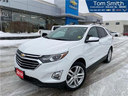 2019 Chevrolet Equinox Premier (Stk: 200710A) in Midland - Image 1 of -8