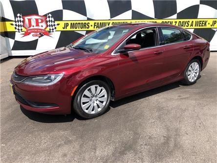 2015 Chrysler 200 LX (Stk: 49567) in Burlington - Image 1 of 23