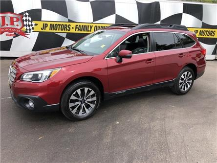 2017 Subaru Outback 3.6R Limited (Stk: 49792) in Burlington - Image 1 of 23