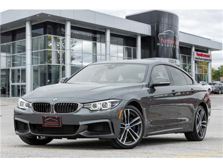 2018 BMW 440i xDrive Gran Coupe (Stk: 20HMS1451) in Mississauga - Image 1 of 28