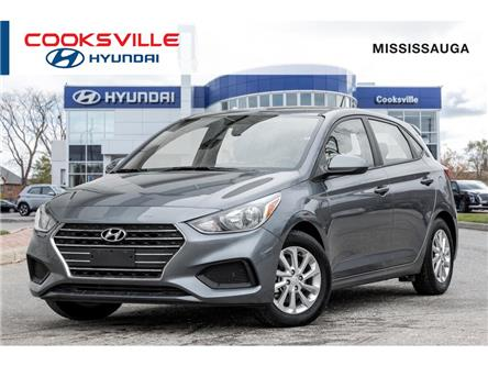 2020 Hyundai Accent  (Stk: H8343PR) in Mississauga - Image 1 of 19