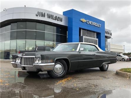 1970 Cadillac DeVille  (Stk: 2020631A) in Orillia - Image 1 of 18