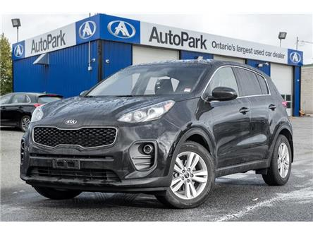2018 Kia Sportage LX (Stk: 18-81494T) in Georgetown - Image 1 of 18