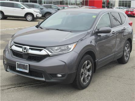2018 Honda CR-V EX-L (Stk: 203970A) in Brampton - Image 1 of 21