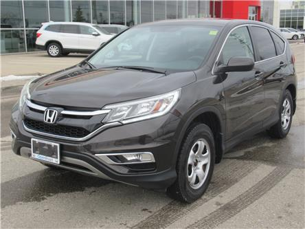 2016 Honda CR-V EX (Stk: P00018) in Brampton - Image 1 of 22