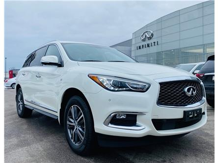 2017 Infiniti QX60 Base (Stk: H9485A) in Thornhill - Image 1 of 21