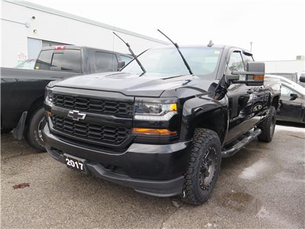 2017 Chevrolet Silverado 1500 Silverado Custom (Stk: 96357) in St. Thomas - Image 1 of 19