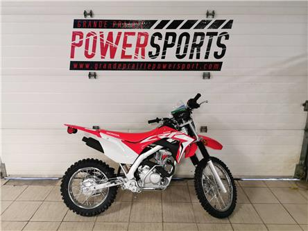 2021 Honda CRF125F TRAIL (Stk: 21HD-014) in Grande Prairie - Image 1 of 3
