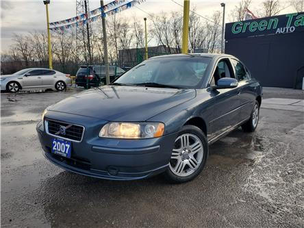 2007 Volvo S60 2.5T (Stk: 5550) in Mississauga - Image 1 of 26