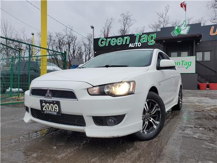 2009 Mitsubishi Lancer SE (Stk: 5552) in Mississauga - Image 1 of 23