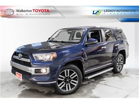 2018 Toyota 4Runner SR5 (Stk: PL164) in Walkerton - Image 1 of 19