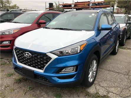 2021 Hyundai Tucson Preferred w/Sun & Leather Package (Stk: 30519) in Scarborough - Image 1 of 5