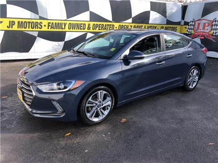 2017 Hyundai Elantra  (Stk: 50100) in Burlington - Image 1 of 25