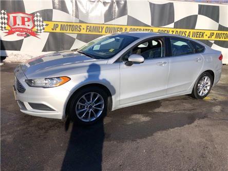 2017 Ford Fusion SE (Stk: 50400) in Burlington - Image 1 of 22