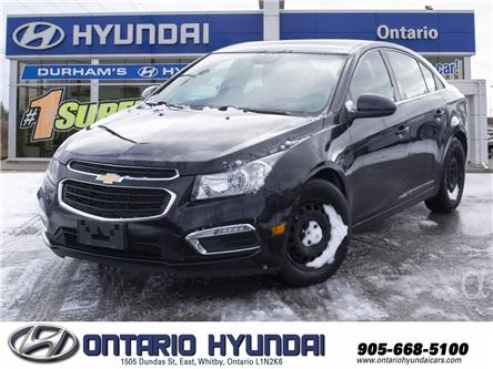 2016 Chevrolet Cruze Limited 1LT (Stk: 18093K) in Whitby - Image 1 of 16