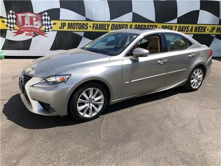 2016 Lexus IS 300 Base (Stk: 49374) in Burlington - Image 1 of 24