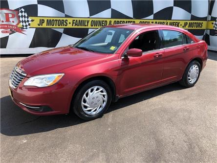 2014 Chrysler 200 LX (Stk: 48169Ar) in Burlington - Image 1 of 20