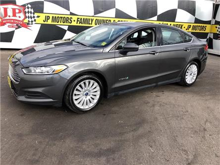 2016 Ford Fusion Hybrid S (Stk: 49683) in Burlington - Image 1 of 23