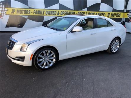 2015 Cadillac ATS 3.6L Luxury (Stk: 49775) in Burlington - Image 1 of 25