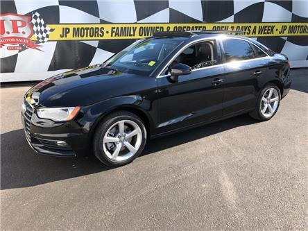 2016 Audi A3 2.0T Komfort (Stk: 49796) in Burlington - Image 1 of 23