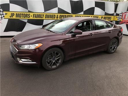2018 Ford Fusion SE (Stk: 49889) in Burlington - Image 1 of 19