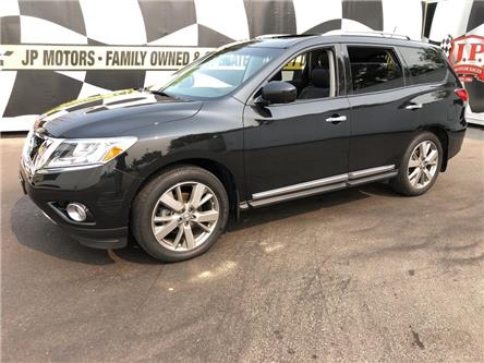 2016 Nissan Pathfinder Platinum (Stk: 49975) in Burlington - Image 1 of 24