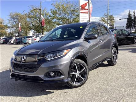 2021 Honda HR-V Touring (Stk: 21208) in Barrie - Image 1 of 24