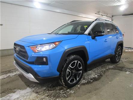2021 Toyota RAV4 Trail (Stk: 213197) in Regina - Image 1 of 23