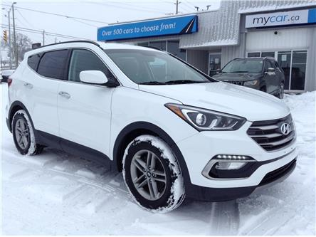 2018 Hyundai Santa Fe Sport 2.4 Premium (Stk: 201350) in Ottawa - Image 1 of 25