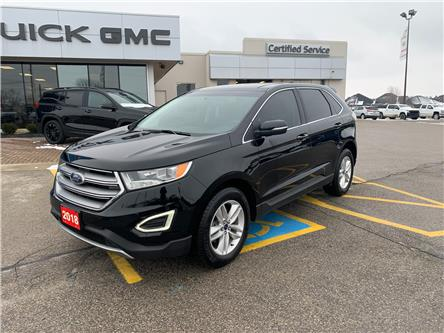 2018 Ford Edge SEL (Stk: B01225) in Strathroy - Image 1 of 9