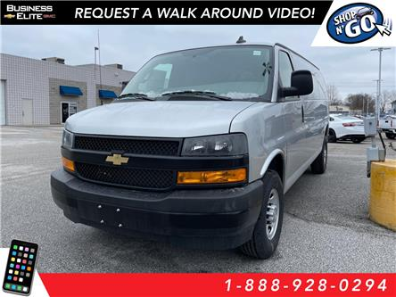 2021 Chevrolet Express 2500 Work Van (Stk: 21-0235) in LaSalle - Image 1 of 7